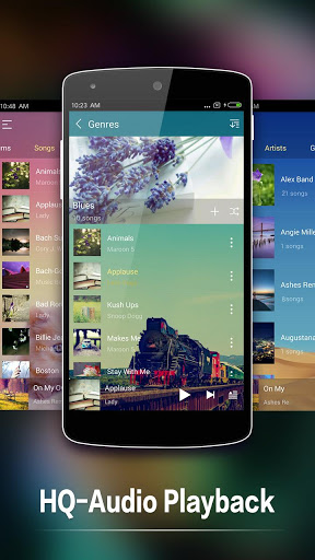Music Player for Android 2.7.0 screenshots 2