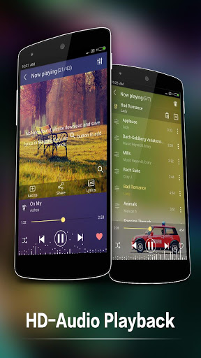 Music Player for Android 2.7.0 screenshots 4