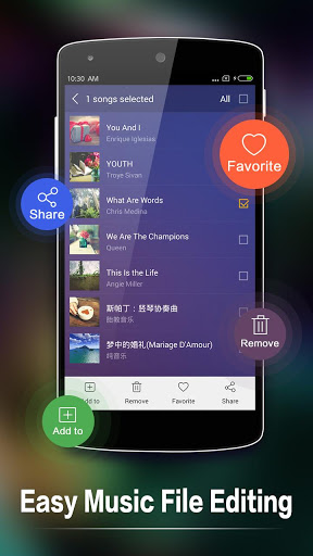 Music Player for Android 2.7.0 screenshots 5