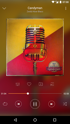 Music Player – just LISTENit Local Without Wifi 1.5.28_ww screenshots 3