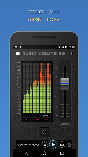 Music Volume EQ Bass Booster 3.6 screenshots 1