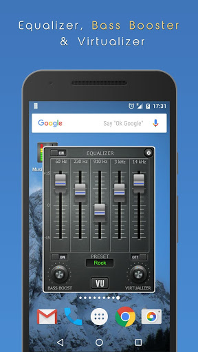 Music Volume EQ Bass Booster 3.6 screenshots 4