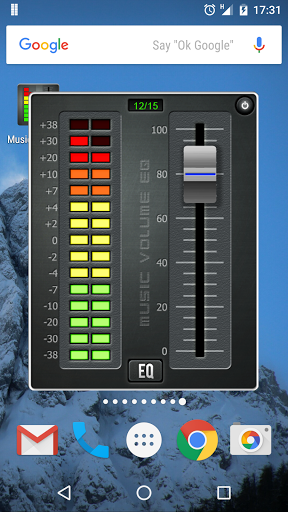 Music Volume EQ Bass Booster 3.6 screenshots 5