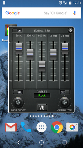 Music Volume EQ Bass Booster 3.6 screenshots 6
