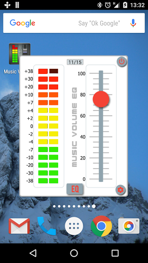 Music Volume EQ Bass Booster 3.6 screenshots 7