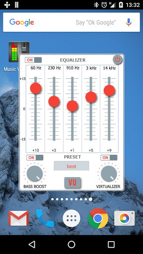 Music Volume EQ Bass Booster 3.6 screenshots 8