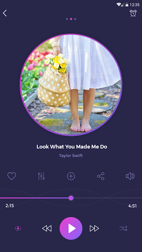 Music player 1.1.5 screenshots 7