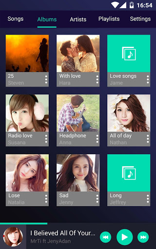 Music player 1.20 screenshots 12