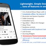 Download Musicolet Music Player [Free, No ads] 3.4.2 APK Unlimited Cash