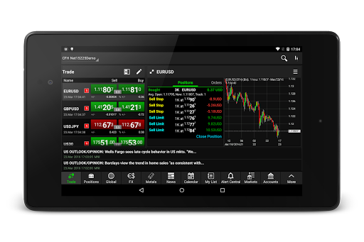 NetDania Stock amp Forex Trader 3.4.6 screenshots 11