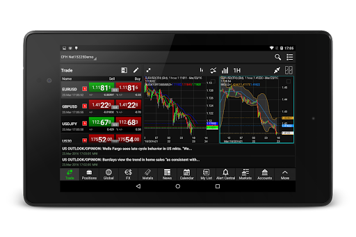 NetDania Stock amp Forex Trader 3.4.6 screenshots 12