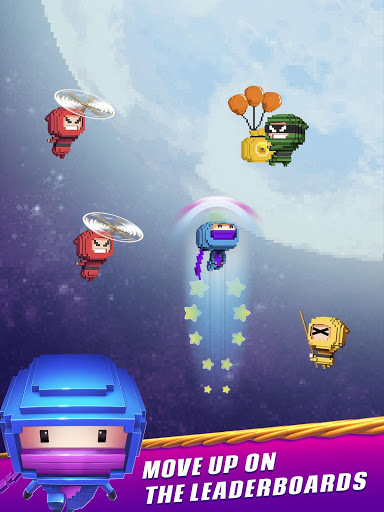 Ninja Up – Endless arcade jumping 1.0.1j screenshots 10