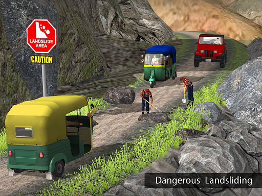 Off Road Tuk Tuk Auto Rickshaw 1.6 screenshots 10