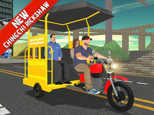 Off Road Tuk Tuk Auto Rickshaw 1.6 screenshots 14