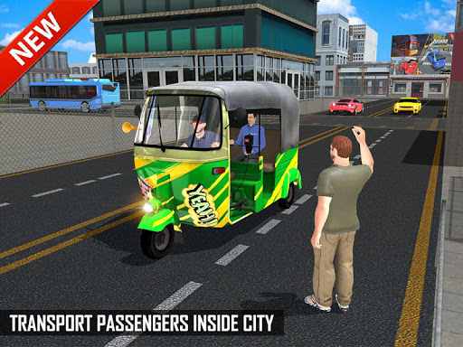 Off Road Tuk Tuk Auto Rickshaw 1.6 screenshots 15