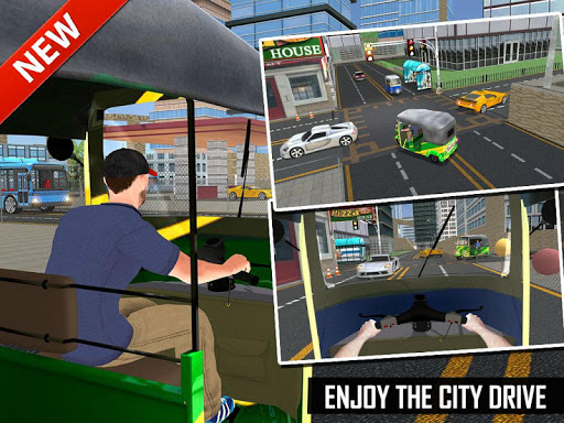 Off Road Tuk Tuk Auto Rickshaw 1.6 screenshots 16