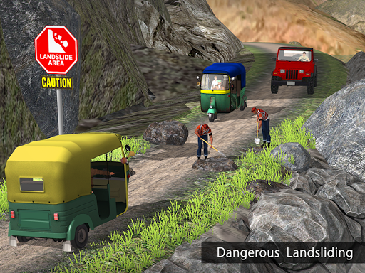 Off Road Tuk Tuk Auto Rickshaw 1.6 screenshots 18