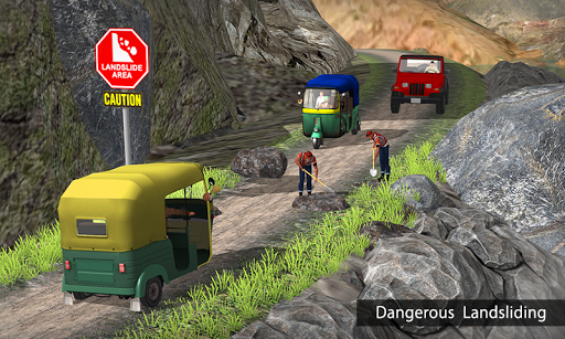 Off Road Tuk Tuk Auto Rickshaw 1.6 screenshots 2