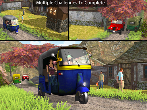 Off Road Tuk Tuk Auto Rickshaw 1.6 screenshots 20