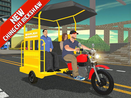 Off Road Tuk Tuk Auto Rickshaw 1.6 screenshots 22