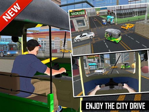 Off Road Tuk Tuk Auto Rickshaw 1.6 screenshots 24