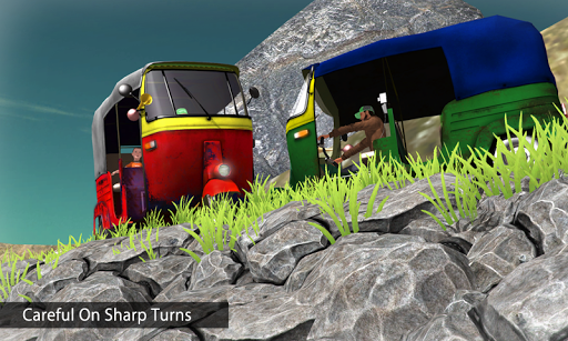 Off Road Tuk Tuk Auto Rickshaw 1.6 screenshots 3