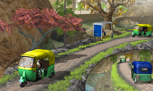 Off Road Tuk Tuk Auto Rickshaw 1.6 screenshots 5