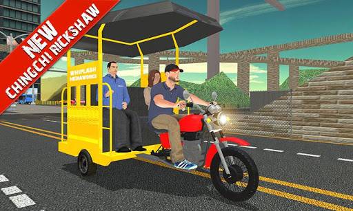 Off Road Tuk Tuk Auto Rickshaw 1.6 screenshots 6