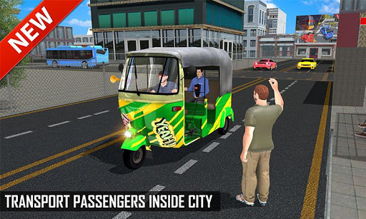 Off Road Tuk Tuk Auto Rickshaw 1.6 screenshots 7
