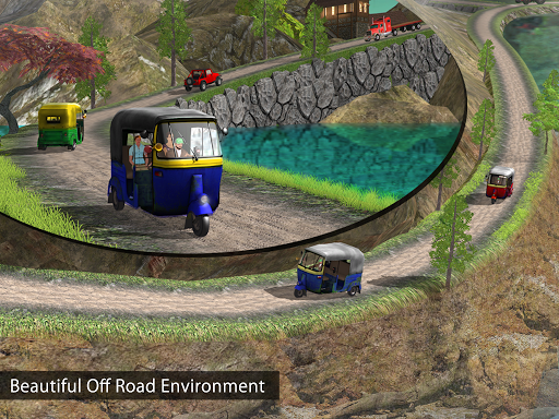 Off Road Tuk Tuk Auto Rickshaw 1.6 screenshots 9