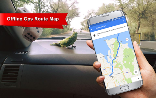 Offline Navigation amp Tracking GPS Route Maps 1.0 screenshots 1