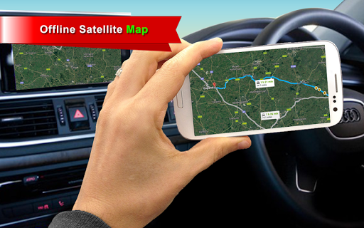 Offline Navigation amp Tracking GPS Route Maps 1.0 screenshots 4