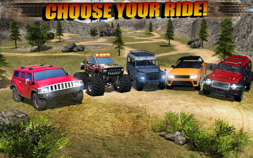 Offroad Driving Adventure 2016 2.1 screenshots 10