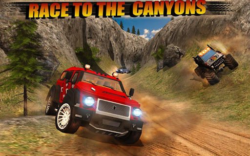 Offroad Driving Adventure 2016 2.1 screenshots 6