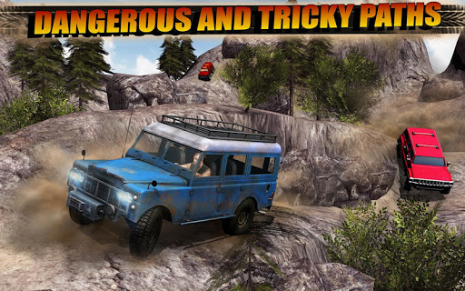 Offroad Driving Adventure 2016 2.1 screenshots 9