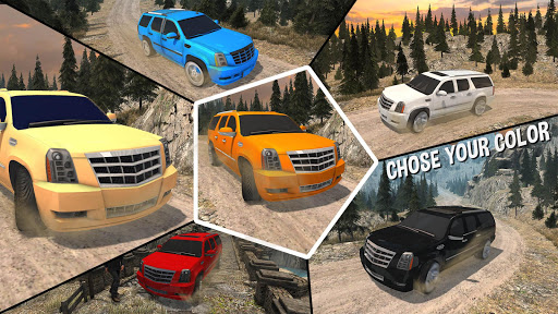 Offroad Escalade 4×4 Driving 1.1 screenshots 12