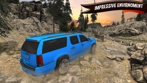 Offroad Escalade 4×4 Driving 1.1 screenshots 14