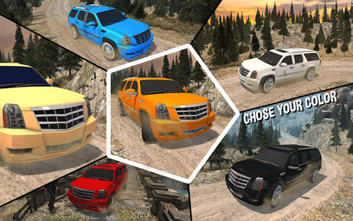 Offroad Escalade 4×4 Driving 1.1 screenshots 21