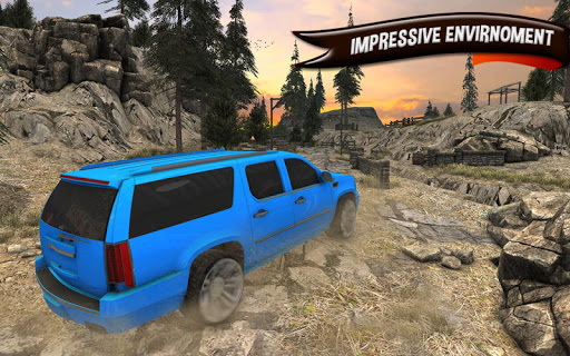 Offroad Escalade 4×4 Driving 1.1 screenshots 23