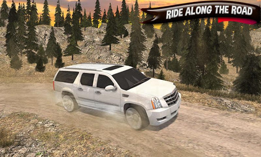 Offroad Escalade 4×4 Driving 1.1 screenshots 3
