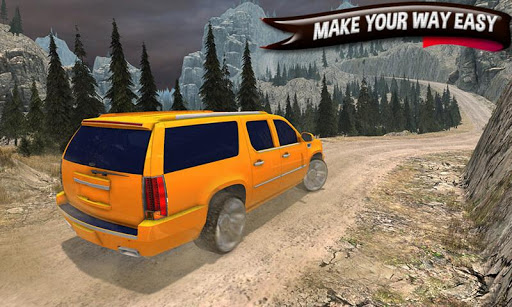 Offroad Escalade 4×4 Driving 1.1 screenshots 8