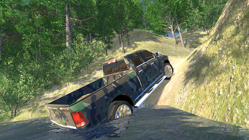Offroad Pickup Truck R 1.4 screenshots 4
