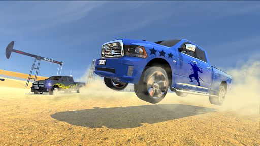 Offroad Pickup Truck R 1.4 screenshots 6
