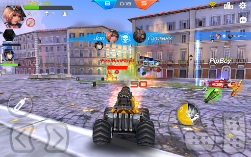 Overload – Multiplayer Car Battle 1.6 screenshots 12