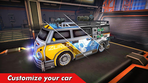 Overload – Multiplayer Car Battle 1.6 screenshots 3