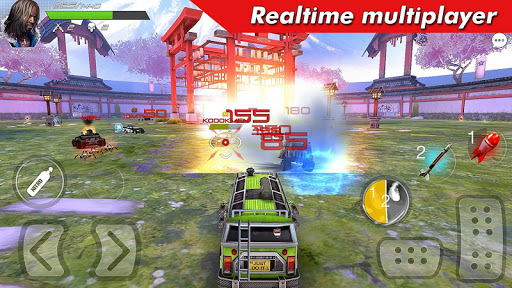 Overload – Multiplayer Car Battle 1.6 screenshots 7