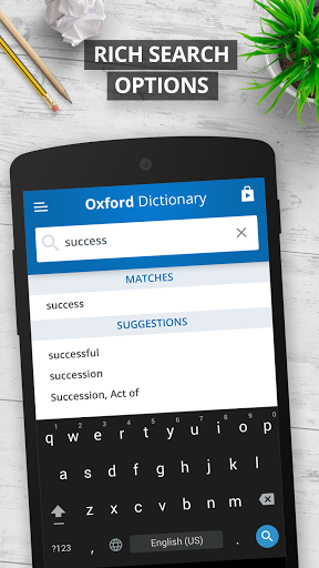 Oxford Dictionary of English Free 9.1.284 screenshots 2