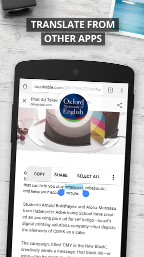 Oxford Dictionary of English Free 9.1.284 screenshots 4