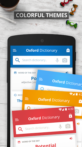 Oxford Dictionary of English Free 9.1.284 screenshots 5
