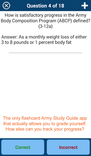 PROmote – Army Study Guide screenshots 5